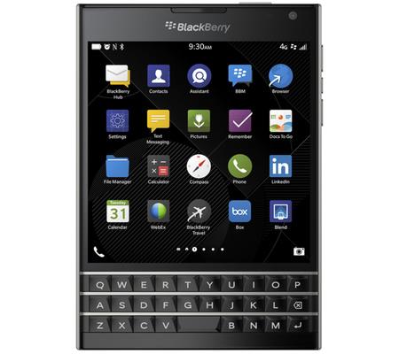 Prix réparation BlackBerry Passport par Alloréparation