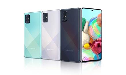 Prix réparation Samsung Galaxy A71 par Alloréparation