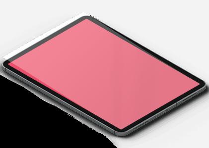 Pose de film de protection iPad