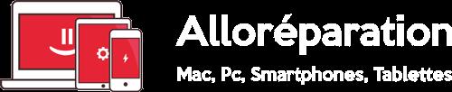 Logo Alloréparation version claire