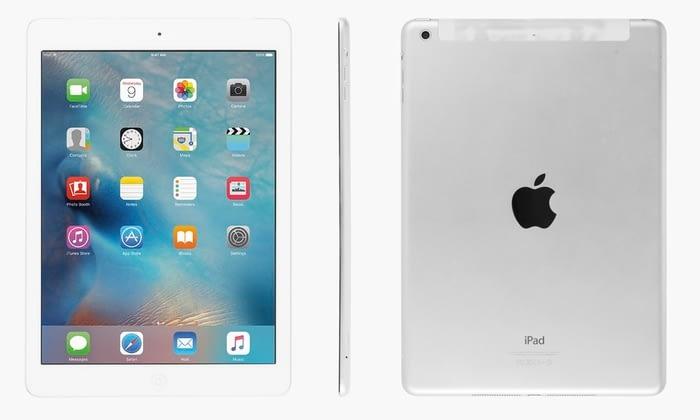 Prix réparation iPad Air 1 par Alloréparation