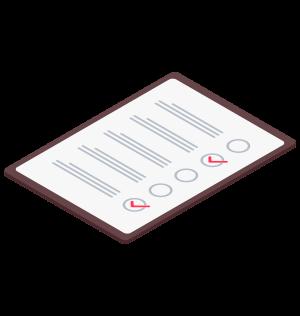 Icône formulaire