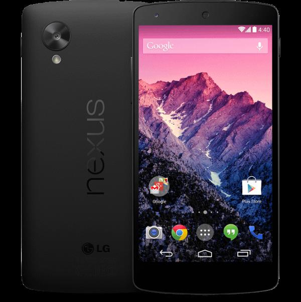 Prix réparation LG G Nexus 5 par Alloréparation